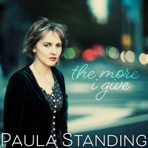 paula standing the more i give album cover